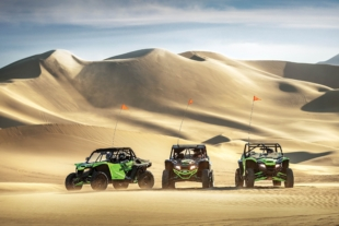Game Changer: Introducing The Textron Off Road Wildcat XX