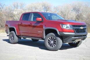 Truck Review: 2018 Chevrolet Colorado ZR2