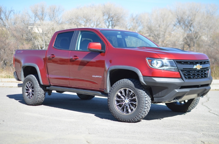 Truck Review: 2018 Chevrolet Colorado ZR2