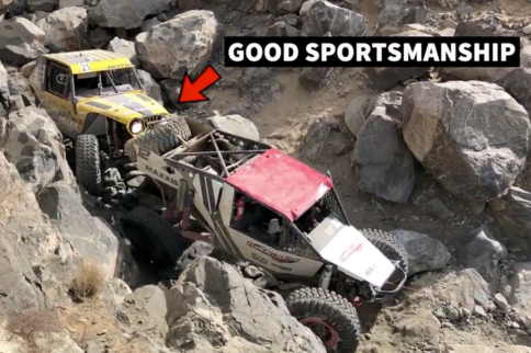 Video: King of the Hammers on Daily Transmission Tangents