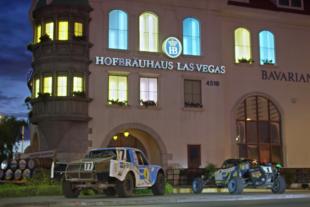 Bilstein Legends: Who Wins The Race To Las Vegas