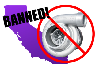 California Air Resources Board (CARB) To Ban Turbochargers