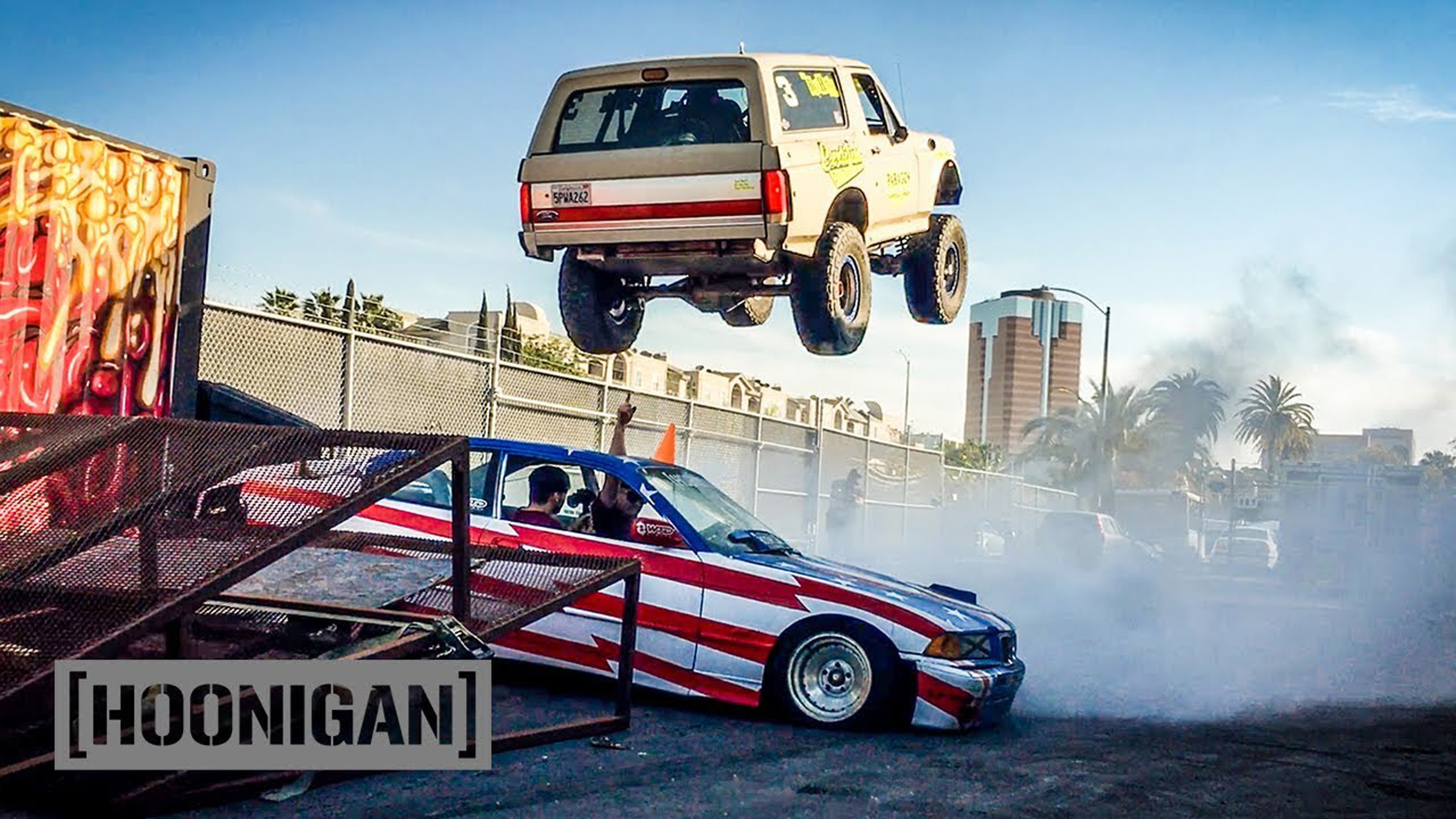 Lift Kits For Jeeps >> Video: Hoonigans Launch Bronco Prerunner On Daily Transmission