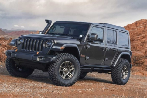 Jeep Unveils Seven Concept Vehicles For Moab Easter Jeep Safari