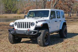 Rusty's Off-Road Releases Bumpers And More For 2018 Jeep JL