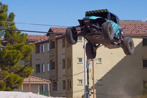 Video: Urban Assault 2 - Las Vegas Featuring Blake Wilkey