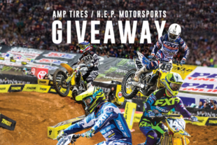 Win Free Tires! Amp Tires And HEP Motorsports Team Up For Giveaway