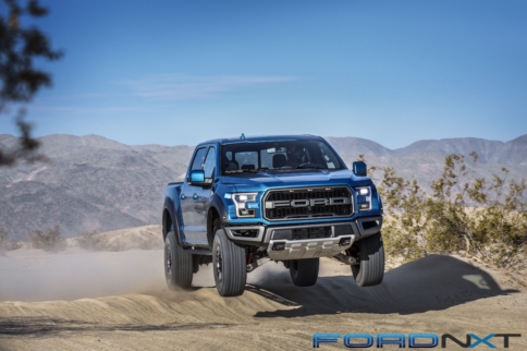 2019 F-150 Raptor Climbs Ahead With New Shocks, Seats & Tech