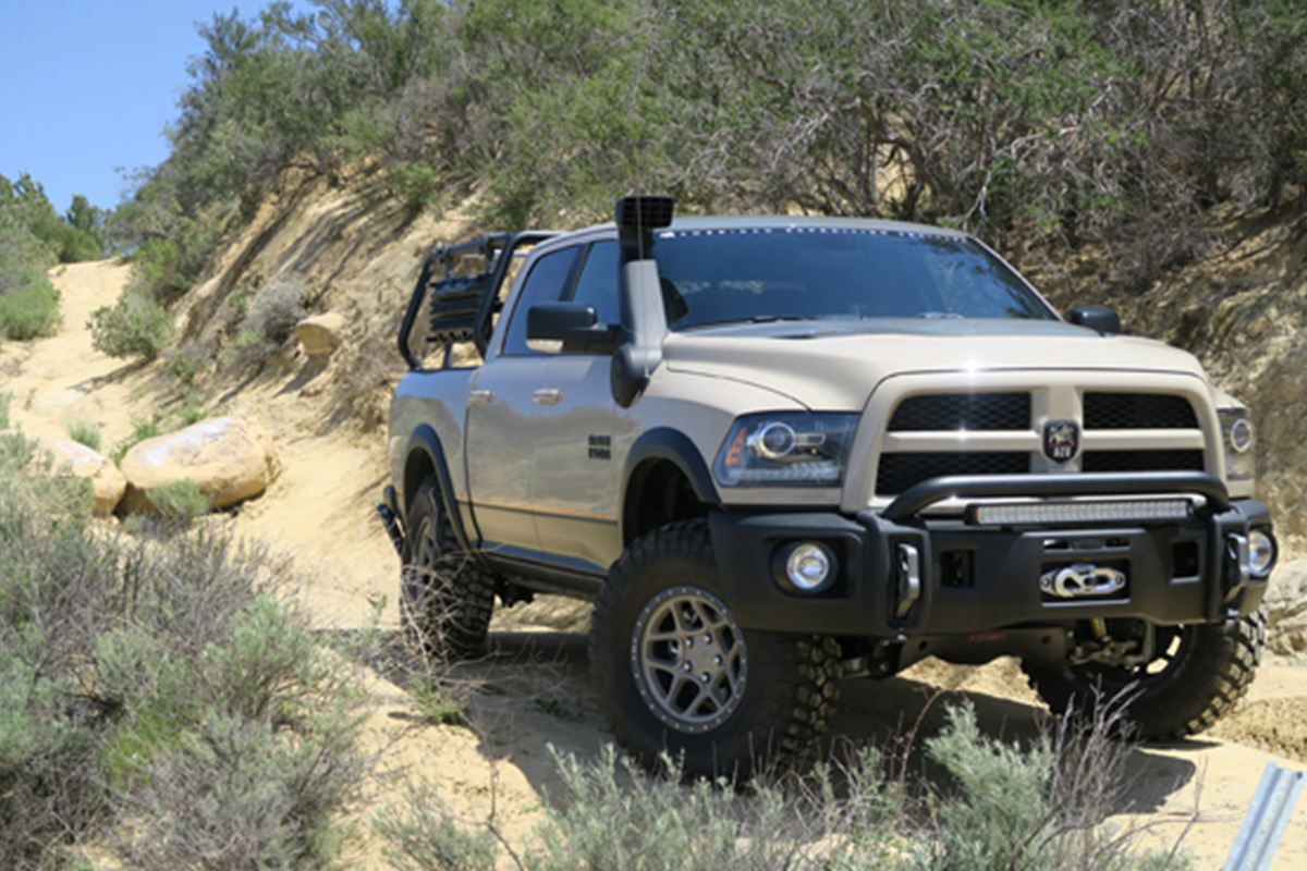 AEV Ram 1500 Rebel Recruit: The Ultimate Half-Ton Truck?
