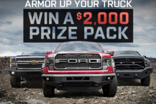 American Trucks Armor Up Giveaway Going On Now