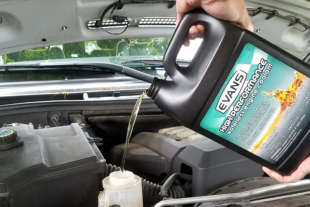 Chill Out! How Waterless Coolant Keeps Your Ride Running Cool
