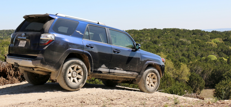 Mud And Memories 2018 Toyota 4runner Trd Off Road Premium