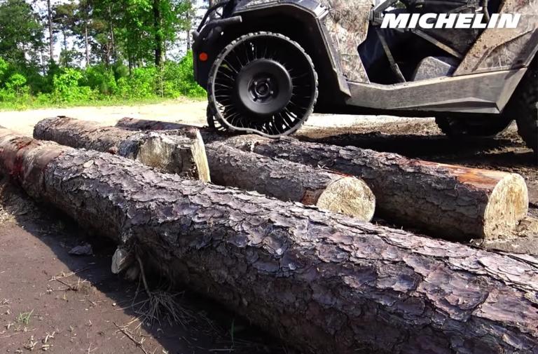 Video: Michelin X Tweel UTV Tire Launch