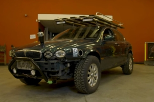 Video: Car Throttle Finishes Building Project Mud-Type, Pt. 5