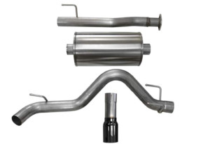 CORSA Introduces 2016-18 Toyota Tacoma Cat-Back Exhaust Systems