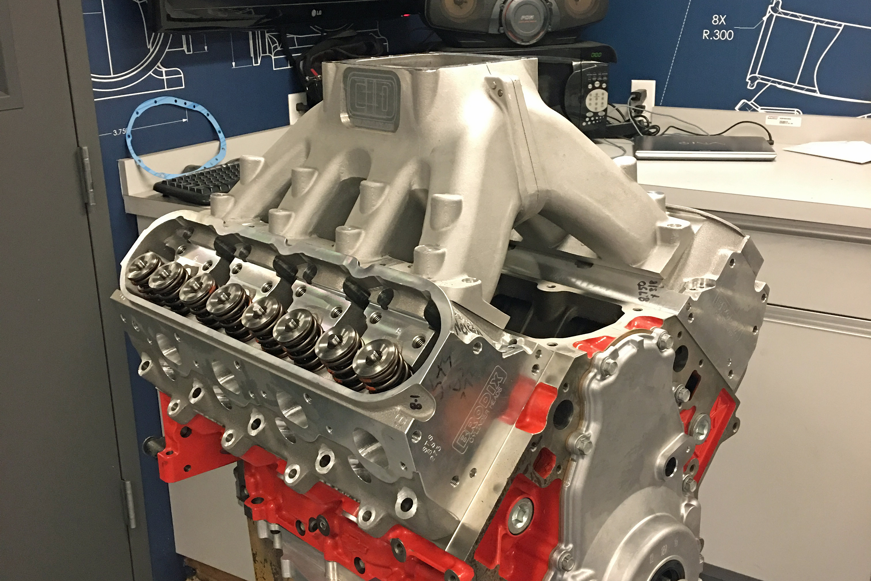 Nelson Racing Engines Builds A 710 Horsepower 454 Lsx For