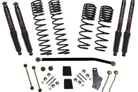Skyjacker Releases Line Of Jeep Wrangler JL Lift Kits