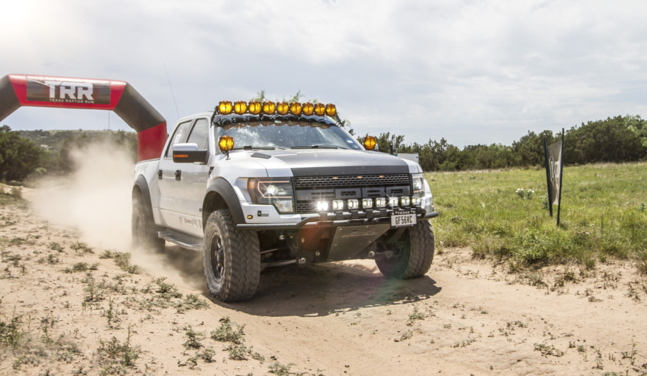 2018 Texas Raptor Run Invades Texas