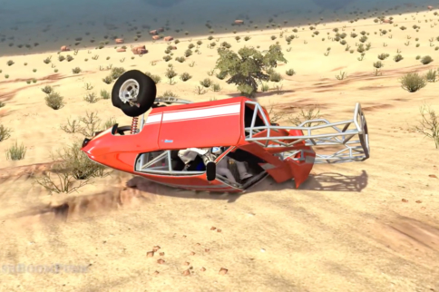 Video: BeamNG Drive Off-Road Crashes and Fails Compilation