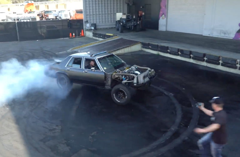 Video: Prerunner LTD Slays Tires and Jumps on Build Breakdown