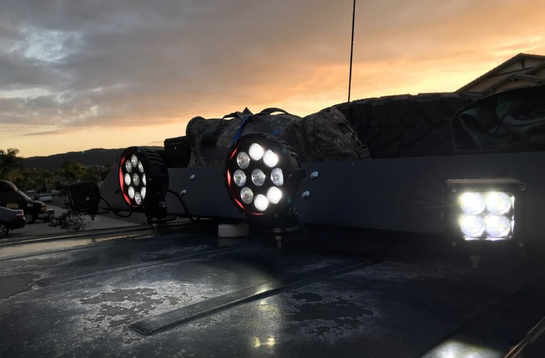 Light The Way: AnzoUSA Lights On Project XtremeJ