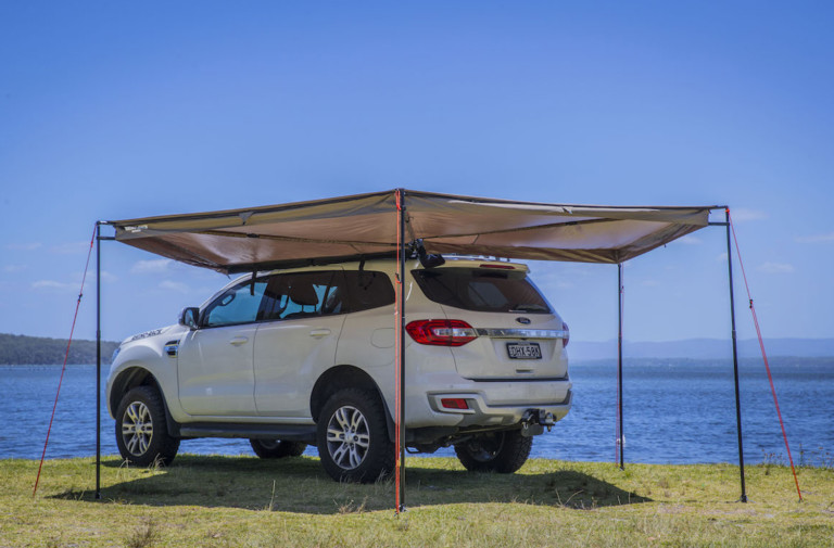 Rhino-Rack Introduces Batwing Awning