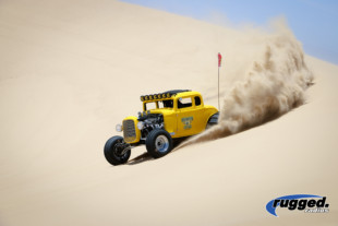 """Video: Rugged Radios Lets Loose With The """"Rugged '32"""" Hot Rod"""