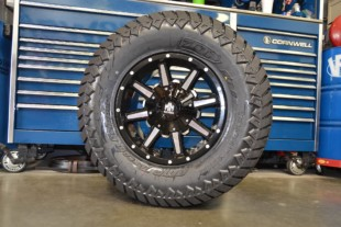 AMP Terrain Gripper A/T G Tire Review