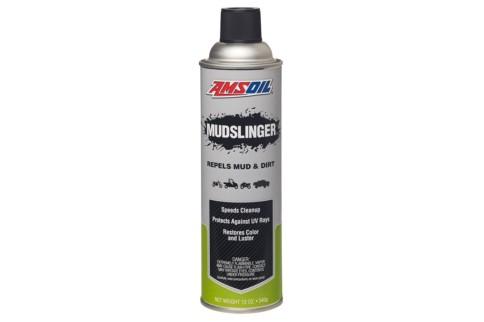 AMSOIL Releases Mudslinger Non-Stick Pretreatment