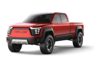 Atlis Motor Vehicles - Electric Meets Off-Road Truck?