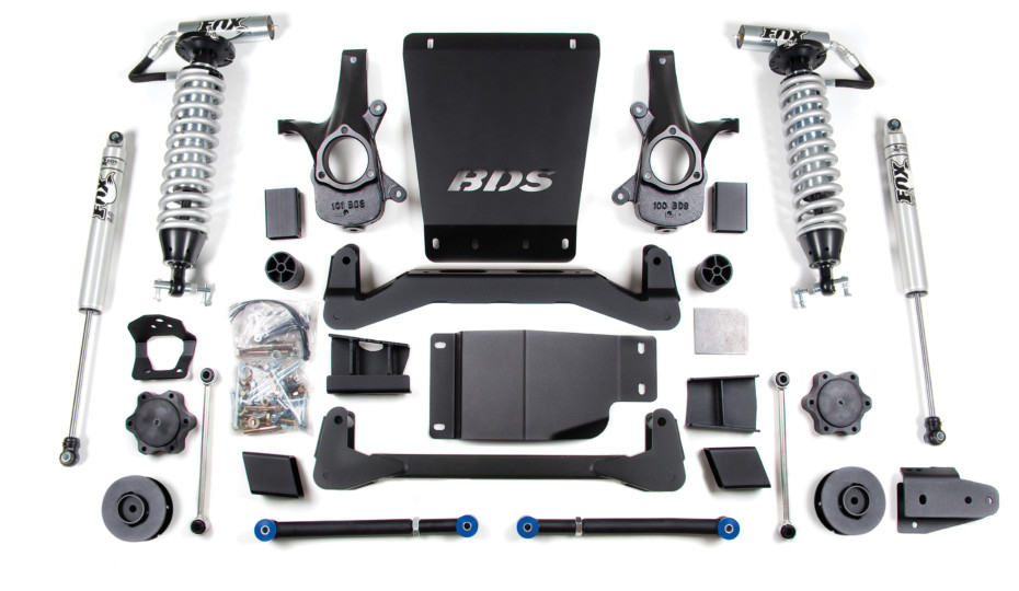 BDS Releases 2007-18 Chevy/GMC 1500 SUV Lift And Leveling Kits