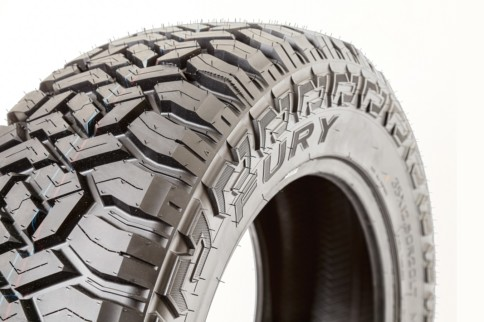 Fury Offroad Tires Releases Country Hunter M/T Tires