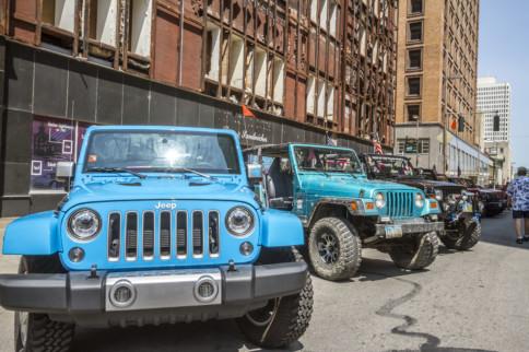 Toledo Hosts Jeep Fest 2018