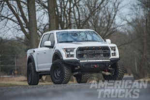 Justin Dugan's 2017 Ford Raptor Build
