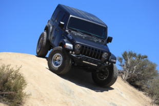 Take It Higher: MaxTrac's Three-Inch Suspension Lift For Jeep JL