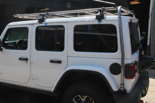 Quick Hit: Garvin Industries Talks JL Roof Rack Development