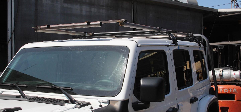 Quick Hit Garvin Wilderness Products Talks Jl Roof Rack Development