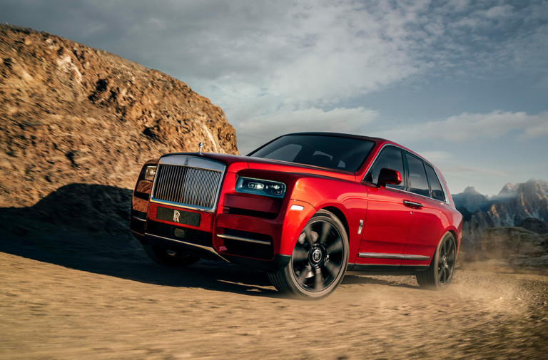 Tough Diamond: Rolls-Royce Cullinan, The Ultimate Luxury Off-Roader?