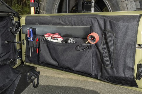 Rugged Ridge Releases Two New Jeep JK Interior Protection Products