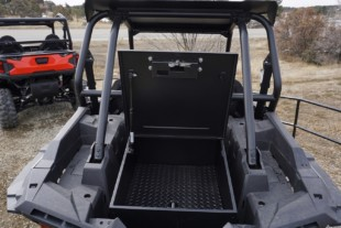 Tuffy Introduces Polaris RZR UTV Lockbox