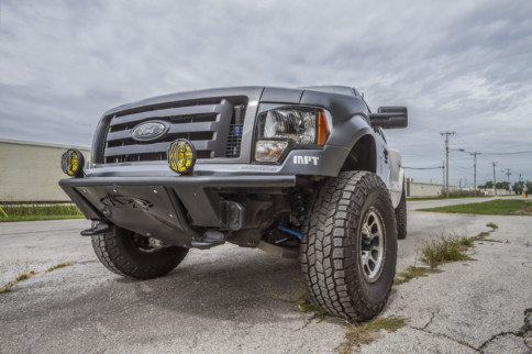 Budget Raptor Build: Paul Herbech's 2010 F-150 Prerunner