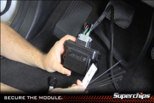 Video: Superchips Amp'd Throttle Sensitivity Booster Quick Install