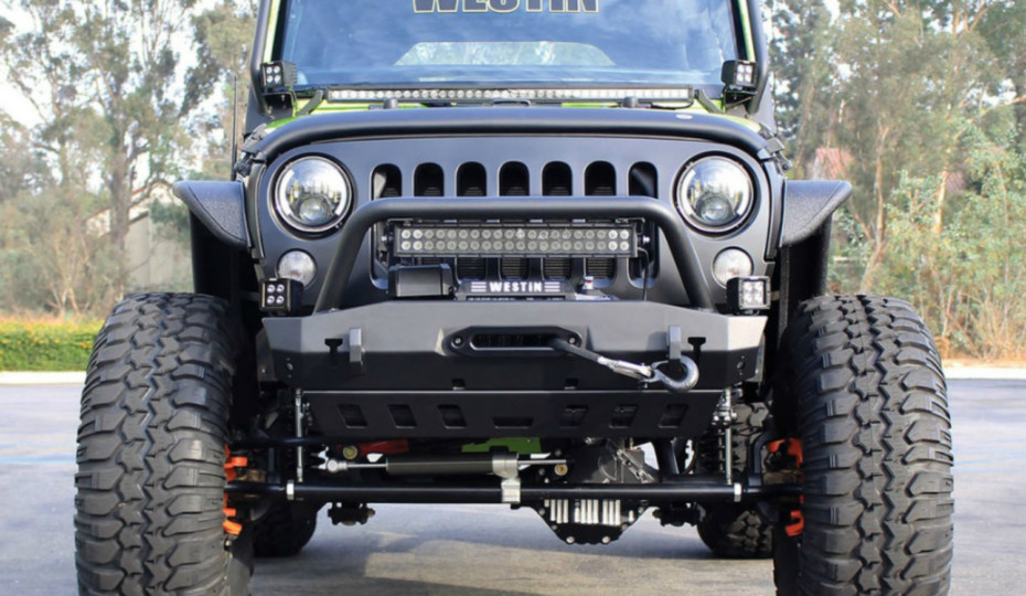 Westin Releases WJ2 Front and Rear Bumpers for Jeep JL