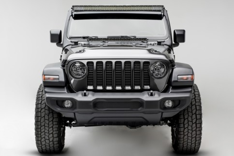 ZROADZ Introduces Jeep Wrangler JL Front Roof LED Mounting Systems
