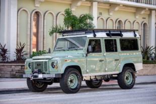 Dream Defender: ECD Automotive Design's Land Rover Project S²