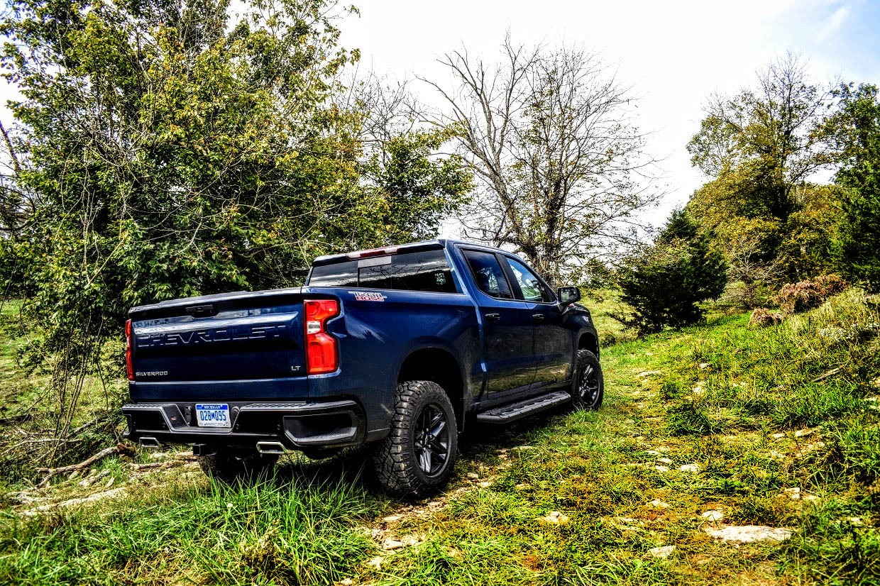 Chevrolet Silverado Trail Boss Test and Review Off-Road and On