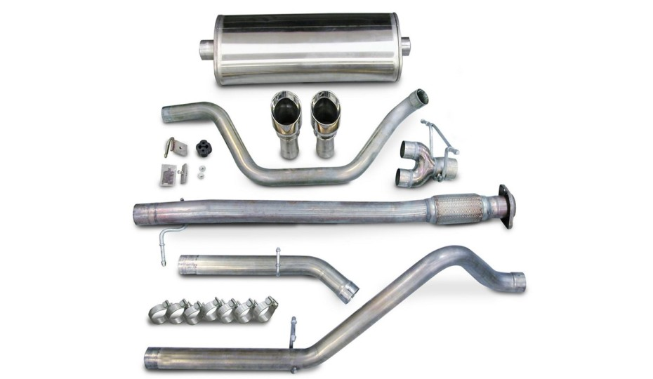 CORSA Releases 2016-18 Toyota Tacoma 3.5L V6 Cat-Back Exhaust System