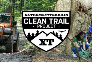 ExtremeTerrain's Clean Trail Grant Takes Care Of Off-Road Caretakers