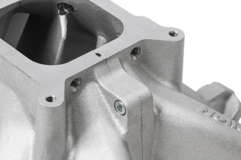 Holley's New Intake Makes LS-Swap Performance Mods Much Easier