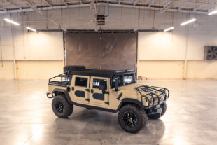 Mil-Spec Automotive H1 #004 Revealed: One Badass Baja Beast